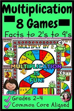 - Real Time - Diet, Exercise, Fitness, Finance You for Healthy articles ideas Multiplication Activities, Math Games, Math Activities, Game Boards, Board Games, Group Boards, Math Skills, Math Lessons, 9 Times Table