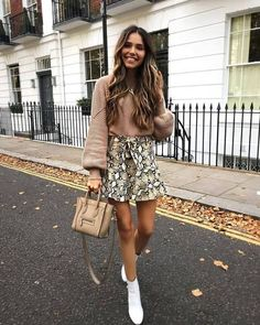 How to Wear Ankle Boots Stylishly: 41 Outfit Ideas to Step Up Your Game Cute Fall Outfits, Fall Winter Outfits, Autumn Winter Fashion, Spring Outfits, Girly Outfits, Trendy Outfits, Mode Outfits, Fashion Outfits, Womens Fashion