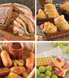 10 recetas perfectas para un picnic