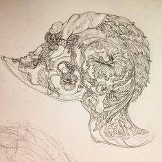 By Kora C. http://kora-draws.tumblr.com/