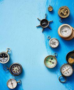 Collections We Want: Antique Compasses | CoastalLiving.com