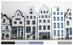 KLM houses similar to my set from Coco