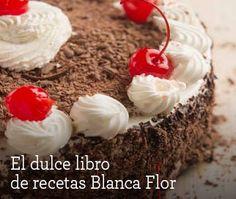 Receta de Torta selva negra al estilo Sandra
