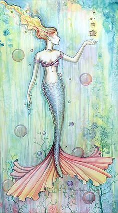 Sirena burbujas