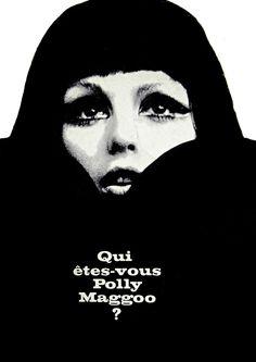 Polly Maggoo.William KLEIN