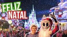 Como é o Natal na Disney? #TrabalhandoNaDisney Ep. 9