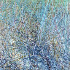 Sea Grass Fine Art Photograph 8 x 8 Aqua by brigettamargarietta, $25.00