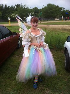 I love the renaissance faire season! It usually inspires me to create something new, and this season is no different! This season, I have two new costumes: a Blue Morpho Butterfly Fairy and a Bubble Fairy! New Blue Morpho Butterfly Fairy costume My newest costume, Blue Morpho Butterfly Fairy! The…