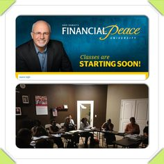 """Lights off; budgets out. Lorena's Financial Peace University starting now!  """"Managed money feels like getting a RAISE"""""""