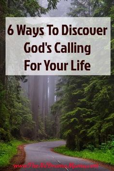 "Do you often ask yourself, ""What is God's calling for my life?"" God has equipped us with unique talents and passions in order to fulfill His calling upon our lives. Here are six ways to figure out your calling."