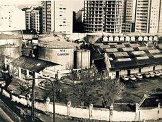 La campsa en los años 70 general sanjurjo donde hoy es el parque europa