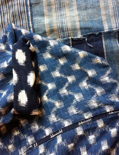 Kasuri textile, Japan