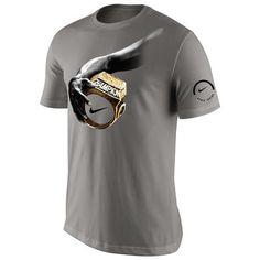 Kyrie Irving Nike Champions Celebration T-Shirt - Gray