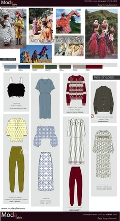 spring 2019 fashion trends only at modacable.com!!!