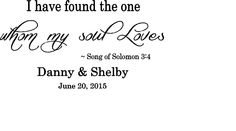 Personalized Wedding Decal I have found the one by vinylexpress on Etsy