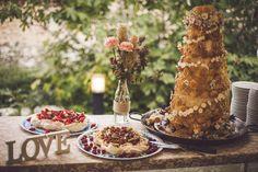 Rachel and Darren's Pretty Pastel Garden Wedding in Mallorca by Ana Garcia Photography