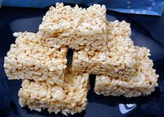 soft and chewy rice crispy treats (turned out GREAT, and stayed soft for almost a week... frankly I'm surprised they lasted that long.  One tip though, if you like a thicker/taller rice crispy, put this recipe in an 8x8 or 9x9 square pan, instead of a 9x13.)