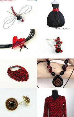 Red ! by Maria on Etsy--Pinned with TreasuryPin.com