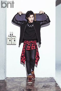 Kim Joon for Bnt International magazine November Issue Choi Jin Hyuk, Kang Min Hyuk, Jung Hyun, Seo Kang Joon, Kim Joon, Korean Men, Asian Men, Korean Actors, Korean Style