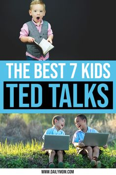 7 of The Best Ted Talks for Kids 1 Daily Mom Parents PortalYou can find Ted talks and more on our of The Best Ted Talks for Kids 1 Daily Mom Parents Portal Ted Talks For Kids, Best Ted Talks, Educational Activities, Learning Activities, Learning Tools, Kids Learning, Leader In Me, Kids Education, Education Quotes