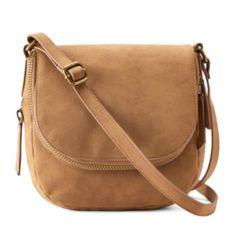 SONOMA Goods for Life Gertie Saddle Crossbody Bag