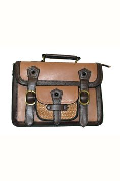 Retro Hand Messenger Shoulder Bag - London Βoutique