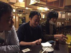 #左から #A #野田 #尾関
