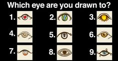 Choose An Eye And See What It Reveals About You – This Personality Test Is Scarily Accurate - Higher Perspective Kohl Makeup, Personality Quizzes, Love Personality Test, Interesting Reads, Psychology Facts, New Things To Learn, Uplifting Quotes, Life Purpose, Story Of My Life