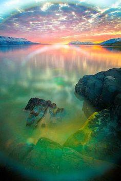 ''Sleep Well'' by Helga Kvam Eyjafjörður, ~ North Iceland pic♡❀♡ WHAT A WONDERFUL WORLD ♡❀♡ - Google+