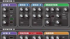 Sintetizador de descarga libre TAL-NoiseMaker