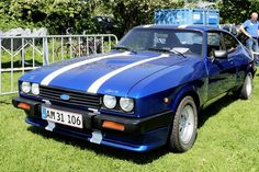 Ford Capri MkIII 3000 GT, 1979 - AM31106 - DSC_9598_Compressor -