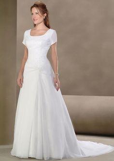 bridal dresses for older brides | Wedding dresses with sleeves | Wedding dress, Bridal Dress