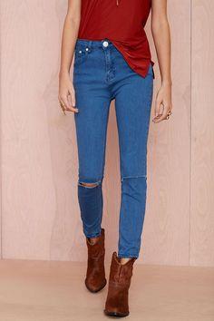 #OneTeaspoon - Dixie Jeans in Freebird