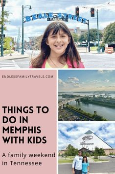 Looking for fun things to do in Memphis with kids? Here are some of our favourites! #Memphis #Tennessee #FamilyTravel Best Family Vacation Spots, Best Vacations, Family Travel, Peabody Hotel Memphis, National Civil Rights Museum, Road Trip Across America, Stuff To Do, Things To Do, Road Trip Planner