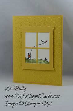 Happy Home - Elegant Dots TIEF - CAS - My Elegant Cards - Liz Bailey - Independent Stampin' Up! Demonstrator