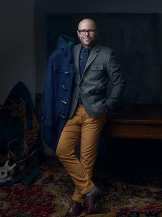 Mr Vintage płaszcz Raincoat, Suit Jacket, Suits, Vintage, Jackets, Fashion, Rain Jacket, Down Jackets, Moda