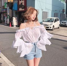 Cute skirt outfits, cute teen outfits, cute outfits for school, cute Korean Girl Fashion, Korean Fashion Trends, Korean Street Fashion, Korea Fashion, Cute Fashion, Asian Fashion, Ulzzang Fashion Summer, Fashion Guide, 70s Fashion