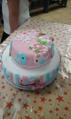 torta pajaritos