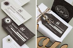 For the loved ones {Gift Tags}