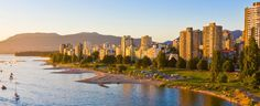 £313 & up - Canada: Fly Direct to Vancouver from London  |  Cheap Flights
