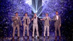 Encore! Collabro perform as winners of Britain's Got Talent 2014