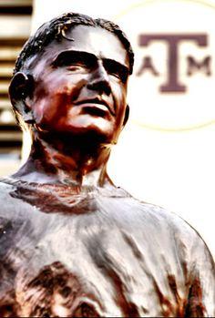E. King Gill ... Texas A&M's original Twelfth Man