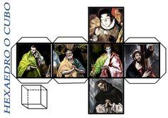 Descubre Toledo y El Greco en los cuerpos geométricos.