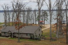 Gilbertsville Vacation Rental - VRBO 288932 - 5 BR Kentucky Lake House in KY, Kentucky Lake; Main Lake View at Ky Dam with Private Boat Dock... $350 night open our weekend... Nice!!!!
