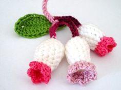 Bearberry crochet pattern No 87