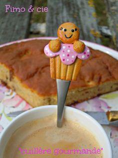 """petite cuillère fantaisie, """"cuillère gourmande"""" : Cuisine et service de table par sylvieb63"""