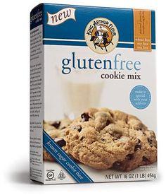 King Arthur Flour Gluten Free Cookies