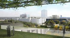 Museum of Fine Arts Houston unveils expansion plan by Steven Holl