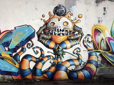 GRAFFITI on Behance