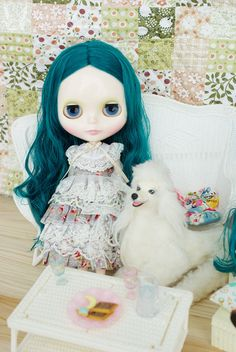 [Blythe]Ingrid by kiomeru, via Flickr